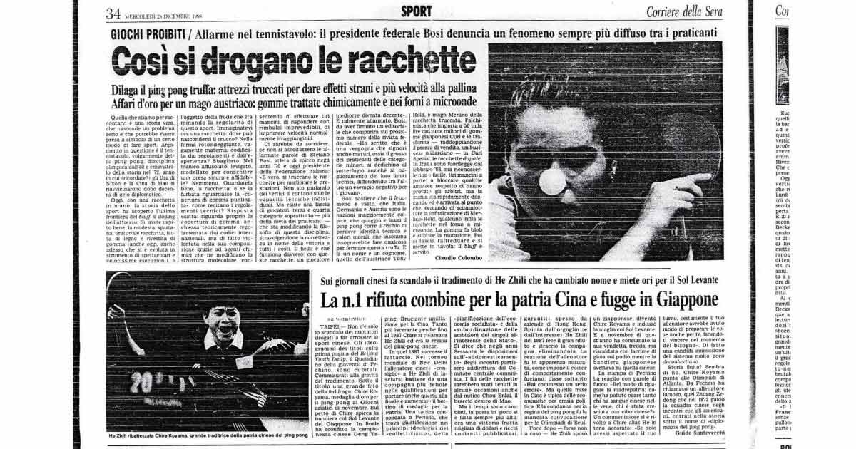 Corriere Bosi