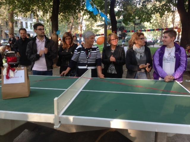 Tennis tavolo a Milano