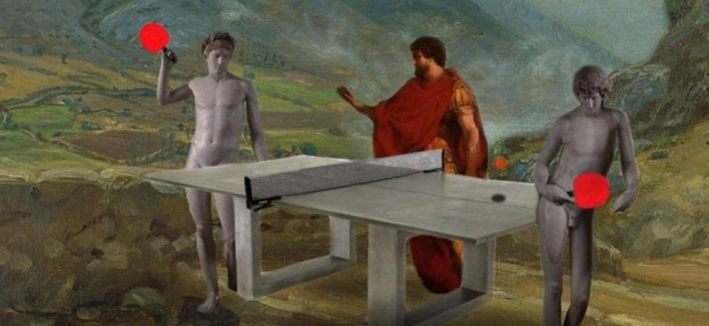 Ping pong al liceo Leonardo
