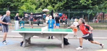 Torneo ping pong Isola