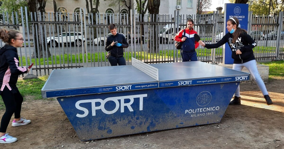 Finali ping pong Milano